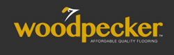 Woodpecker Flooring logo