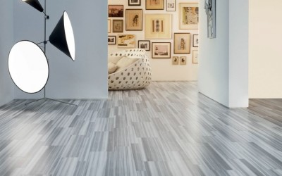 Grey colour trends for every type of flooring