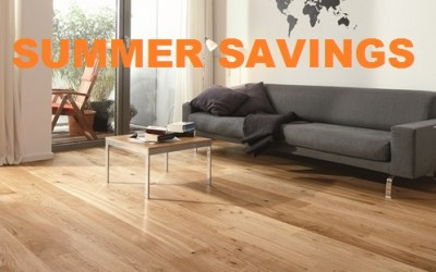Summer Sale – hot deals on beds, flooring and rugs