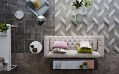 Welcome to the creative world of luxury vinyl flooring