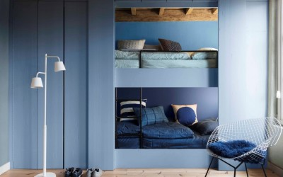 Flooring that Works with Denim Drift – Dulux Colour of the Year 2017
