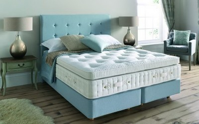 SPECIAL OFFER – upgrade your new Harrison bed size for FREE this September