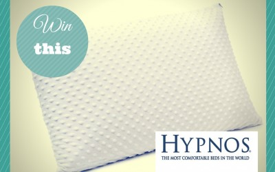 Enter our Facebook Competition – Win a luxury Hypnos pillow worth £60.00