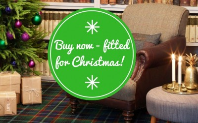 Order now for new floors fitted in time for Christmas