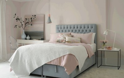 Stylish, comfortable sleep – be inspired by the new Hypnos Look Book