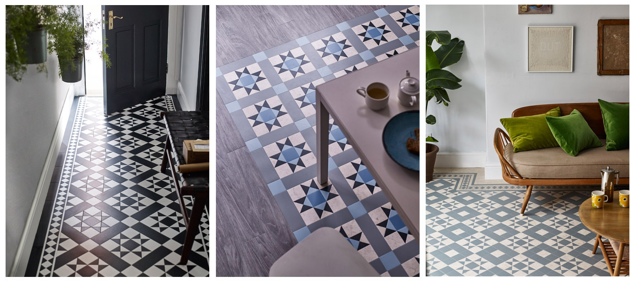 Amtico Flooring Design : The latest collections from amtico karndean at vincent