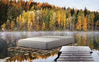 Inspired by nature and Swedish tradition, new Hälsa mattresses