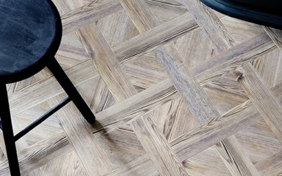 What's hot in flooring. Some of top trends emerging this year.